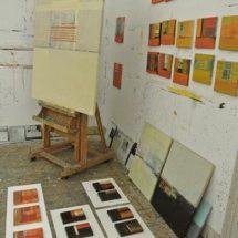 Impressie atelier