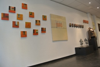 Presentatie Silent Moments in DutchArt&DesignSalon in 's-Hertogenbosch