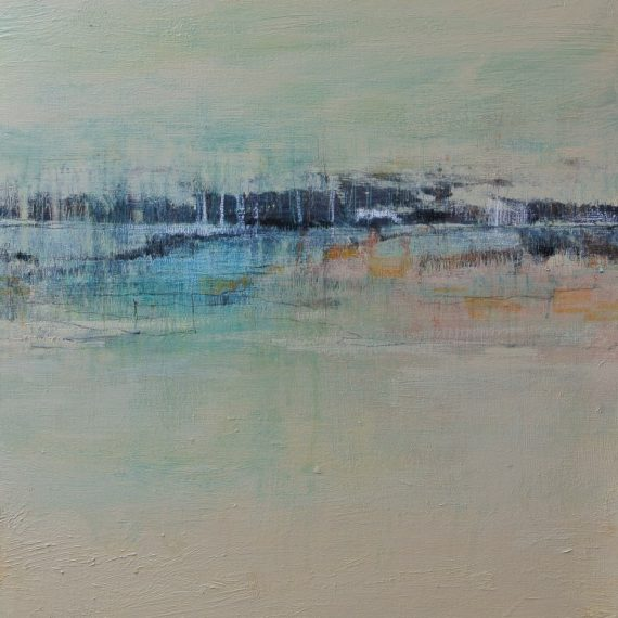 Laagland 15 - 80x100cm - oil on linen - € 1.350,-