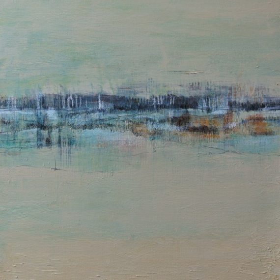 Laagland 16 - 80x100cm - oil on linen - € 1.350,-