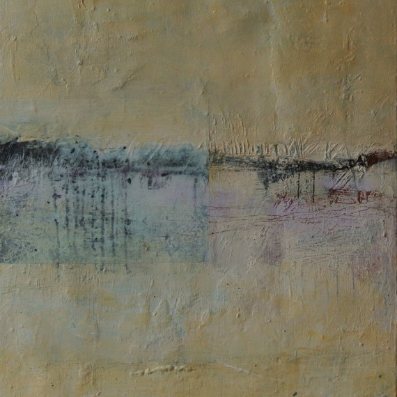 Laagland 10 - 60x50 - oil on linen - € 600,-
