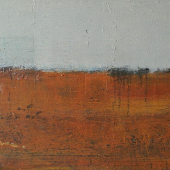 Laagland 12 - oil on linen - 70x50cm - € 600,-