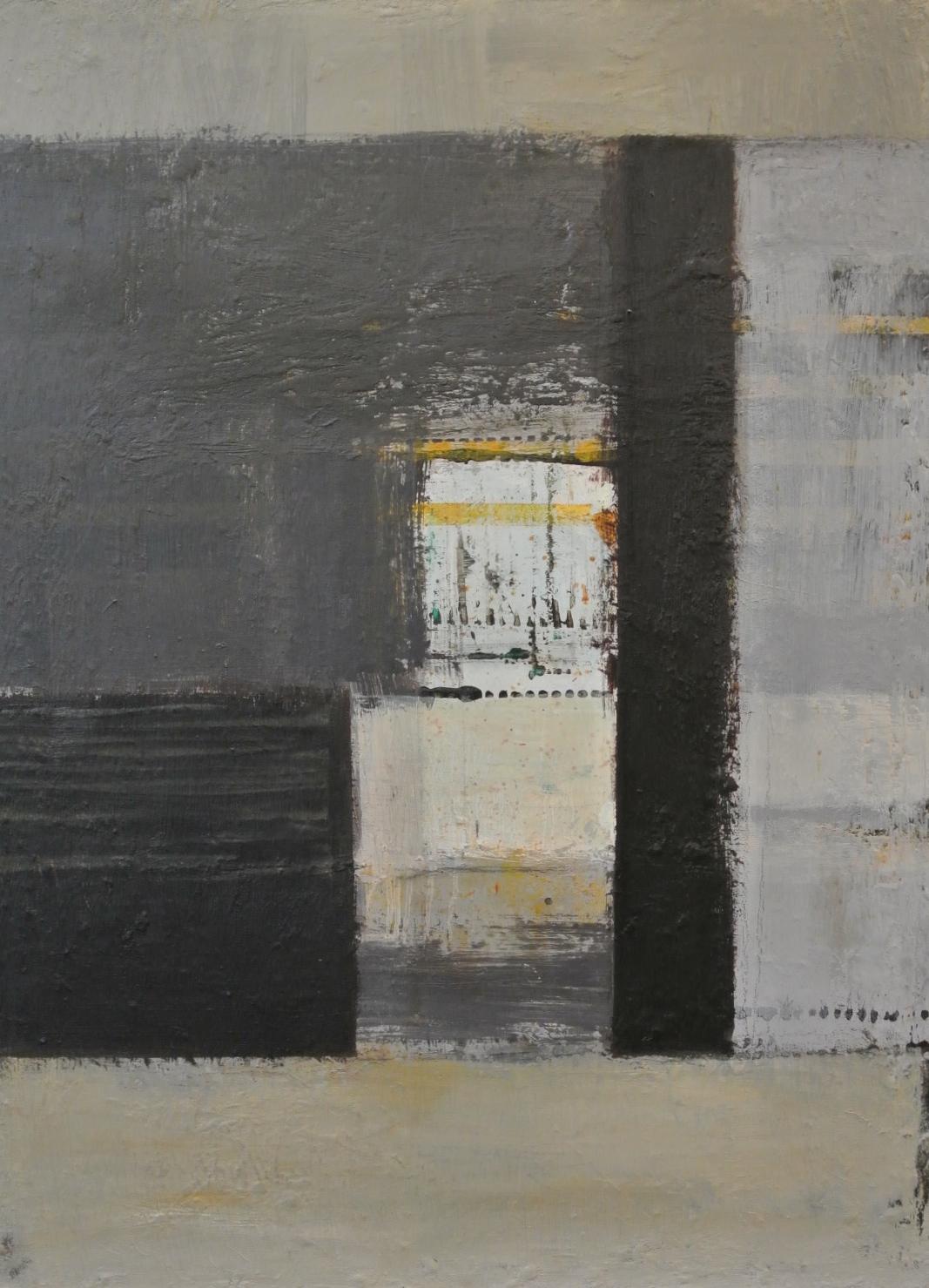Untitled 16 - oil on linen - 60x80cm - € 1.050,-